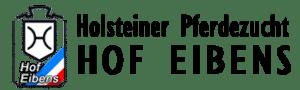 Holsteiner Pferdezucht Hof Eibens Logo
